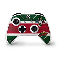 Minnesota Wild Xbox One S Controller Skin - Minnesota Wild Jersey   NHL & Skinit Skin