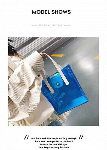Con Para Mini Viejo Cremallera Salvaje Cuadrado Mochila Cremal Documentos Zippered Flores Bolso Pequeña Señoras Azul Teléfono Bolsillo Letters Sandwich Móvil De Vertical Moda wqfxRCx