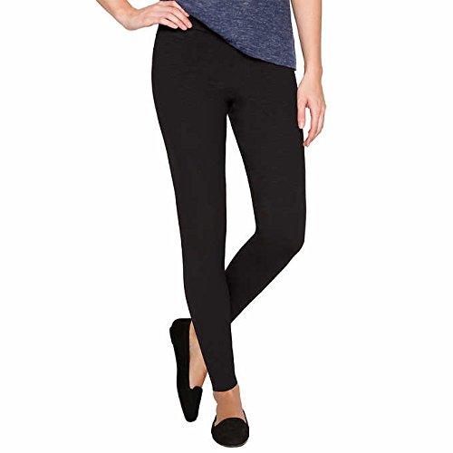 Matty M Ladies Slub Ponte Casual - Yoga Pant/ Leggings Plus Sizes Also Available