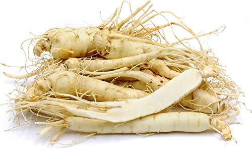 Raíces de ginseng americano fresco: Amazon.com: Grocery & Gourmet Food