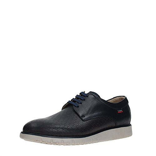 CallagHan 10511 Lace Shoes Mann Blue