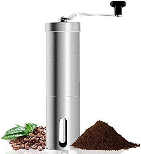 AOKON Stainless Grinders Traveling Consistent product image