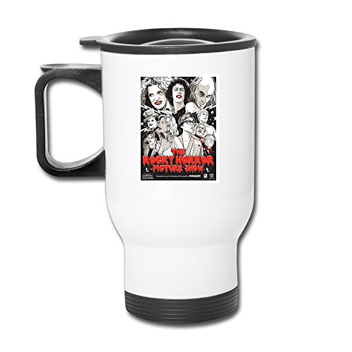 [Rocky Horror Picture Show Poster Cups Thermos Coffee Mugs] (Sally From Cars Costume)