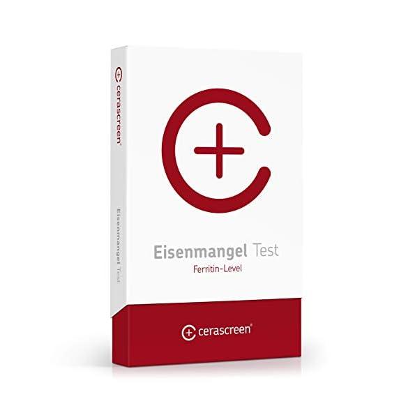 Eisenmangel-Test-von-CERASCREEN–Ferritinwert-schnell-einfach-per-Selbst-Test-von-Zuhause-bestimmen-I-Ferritin-Selbsttest-I-Jetzt-auf-Eisenmangel-online-testen