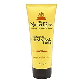 The Naked Bee Moisturizing Hand & Body Lotion, 6.7 Ounce, Orange Blossom Honey