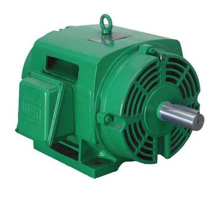 3 Phase Induction Motor (WEG 02518OT3E284T Severe Duty & General Purpose NEMA Premium Efficiency Open Induction Electric Motor, Cast Iron 284T Frame, 25HP, 3-Phase, 1770 RPM, 208-230/460V, 50/60Hz)