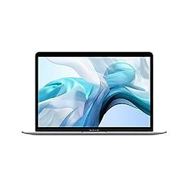 Apple MacBook Air (13-inch, 1.1GHz Dual-core 10th-Generation IntelCorei3 Processor, 8GB RAM, 256GB Storage) – Silver