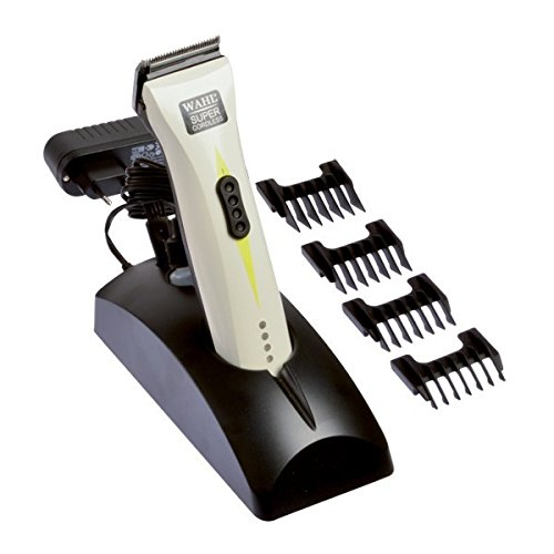 Wahl Super Cordless Rechargeable Trimmer Tagliacapelli Ricaricabile 18720471