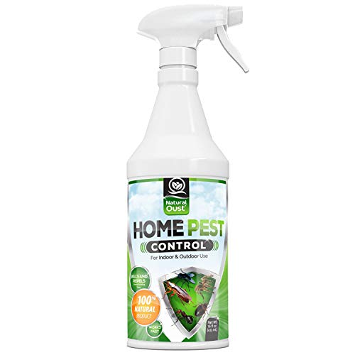 Natural Oust Organic Home Pest Control Spray - 10x STRONGER