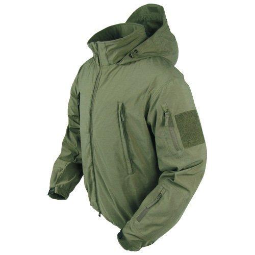 Condor Summit Zero Softshell Jacket Olive, Medium (Difference Between Condor Summit And Summit Zero)