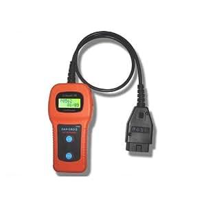 Escáner para diagnosis multimarca/Lector de códigos de error U480 CAN-Bus OBDII, OBD2, EOBD auto