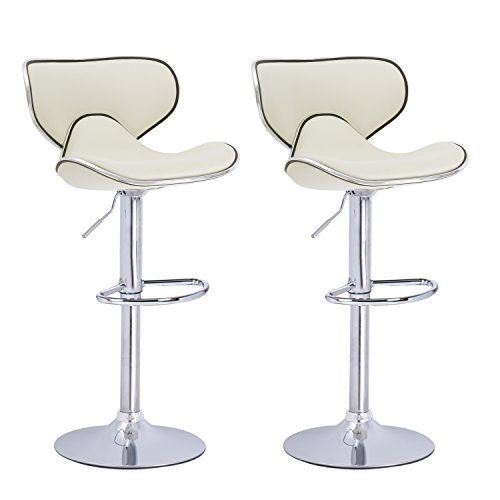 adeco-cushioned-leatherette-adjustable-barstool-chair-curved-back-chrome-finish-pedestal-base-set-of