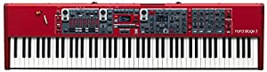 Nord Stage 3 88 88-Key Digital Stage Piano with Fully Weighted Hammer Action Keybed