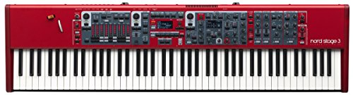 Nord USA Nord 3 88-Key Digital Stage Piano with Full Weighted Hammer Action Keybed (AMS-NSTAGE3-88) (Best 88 Key Midi Controller 2019)