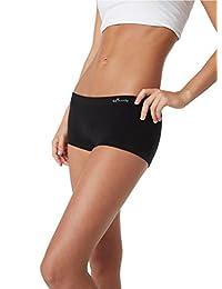 Boody Body EcoWear Women's BoyLeg Briefs - Boyshort Style Underwear
