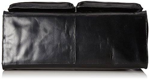 Royal Republiq Empress Weekender - Borse A Spalla Unisex Adulto Schwarz black 16x32x47 Cm b X H T