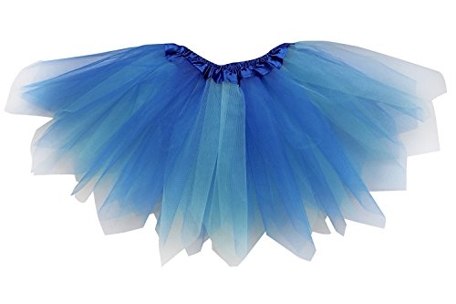Blue And Black Fairy Costumes - So Sydney Adult Plus Kids Size