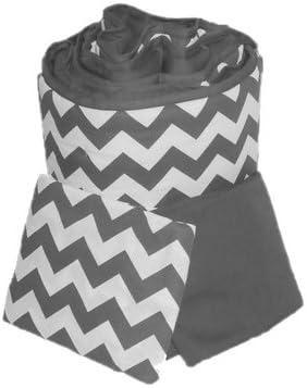 Baby Doll Bedding Chevron Grandma Pack, Grey by BabyDoll Bedding