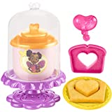 Fisher-Price Butterbean's Cafe Create & Display Fairy Dough, Yellow