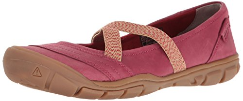 KEEN Women's Rivington II MJ Cnx Hiking Shoe, Crimson, 7.5 M US by Keen
