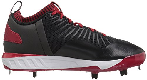 Freak Mid Carbon Mens Baseball Red Shoe adidas White Power Black X wIBnq