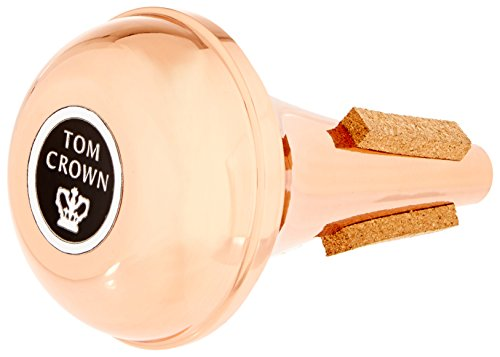 Tom Crown 30TCC Copper Straight Trumpet Mute