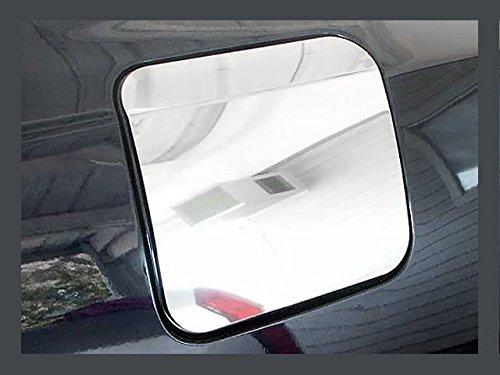 (QAA FITS Charger 2006-2007 Dodge (1 Pc: Stainless Steel Fuel/Gas Door Cover Accent Trim, 4-Door) GC46910)