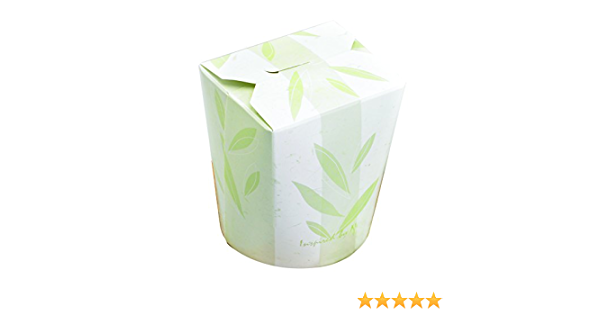 Fold-Pak SmartServ 12SSPLAINM One Color Print Plain Paper Container 12-Fluid Ounce Capacity Case of 500 3-1//4 Diameter x 3-1//8 Height White
