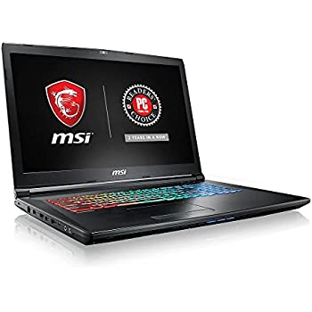 "MSI GP62MVRX Leopard Pro-661 15.6"" 94%NTSC Thin Light Gaming Laptop GTX 1060 3G Core i7-7700HQ 16GB 256GB NVMe SSD + 1TB Full Color Keyboard"
