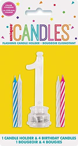 Mariposa 3332 Train Birthday Candle Holders