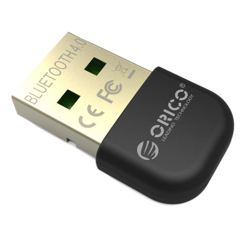Kingzer New ORICO BTA-403 USB Bluetooth Adapter Wireless Dongle for Windows 8/7/XP Black from KINGZER