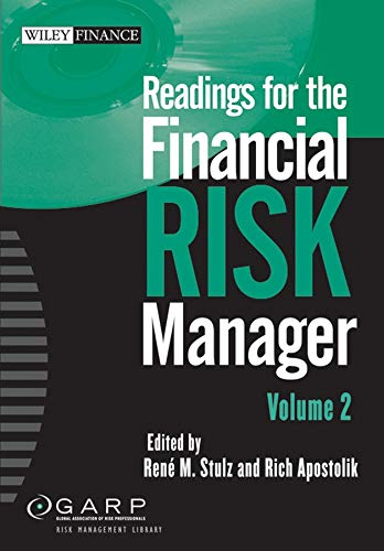 Readings for the Financial Risk Manager II (Wiley Finance)
