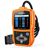 FOXWELL Orange NT201 Auto OBD2 Scanner Check Car Engine Light Fault Code Reader OBD II Diagnostic Scan Tool