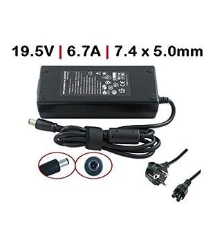 Portatilmovil - Cargador para PORTÁTIL DELL Precision M20 M60 M4400 DA130PE1-00: Amazon.es: Electrónica