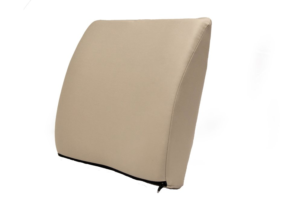 Posture Curve Cushion by Body Care Lumbar Support Model 101 (Tan)
