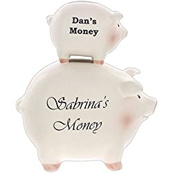 Personalized Piggy Banks Let's Personalize That