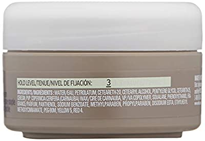 EIMI Grip Cream, Soft, Flexible Hair Styling & Molding Cream, 2.51 oz