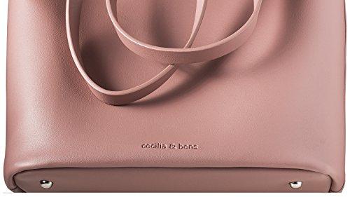 Rose Standard amp;bens cecilia femme pour Cabas UXZqn0v