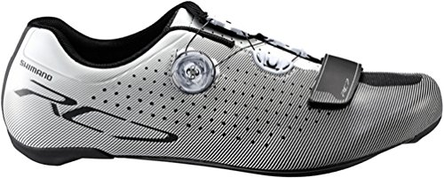 SHIMANO SH-RC7 Cycling Shoe - Men's White, 44.0