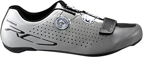 Shimano SH-RC7 Cycling Shoe - Mens White, 44.0