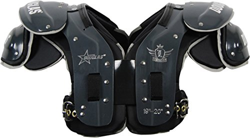 Douglas Adult Legacy RD Football Shoulder Pad