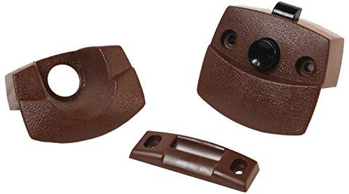 RV Designer H531, Privacy Latch, Brown, Interior (Privacy Latch)
