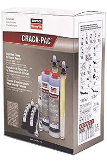 Amazon com: Simpson Strong Tie CPFH09 Crack-Pac FLEX-H2O