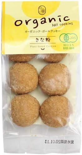 OGボールクッキー・きな粉 (6個入) 【クロスロード】