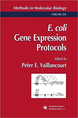 Book E. coli Gene Expression Protocols (Methods in Molecular Biology)