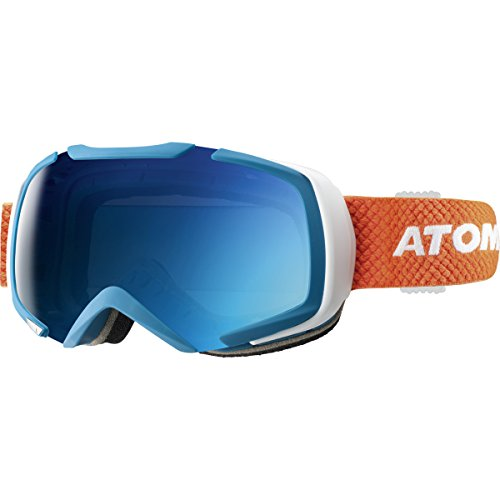 Atomic 2016/17 Revel S Ski Goggle Racing - AN5105360 (Blue/Mid Blue)