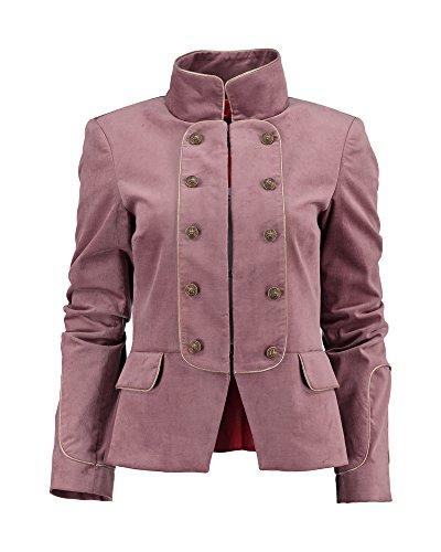 Chaqueta by Italy Pink Rosa para 18 Morgana Mujer 6nEqHg
