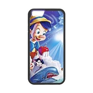 iPhone6 Plus 5.5 inch Phone Case Black Pinocchio Pinocchio TYI3991946
