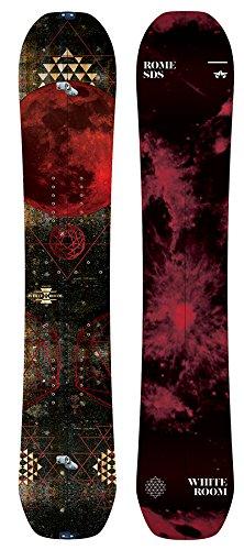 (Rome Snowboards 158 Split Whiteroom Snowboard)