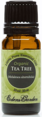 Organic Tea Tree 100% Pure Therapeutic Grade Essential Oil- 10 ml